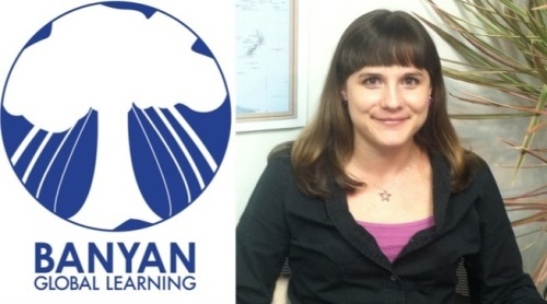Banyan Global Learning's Teacher Jackie
