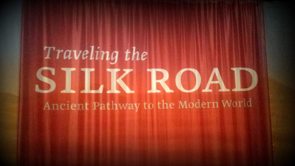 Traveling the Silk Road Closes April 13, 2014.
