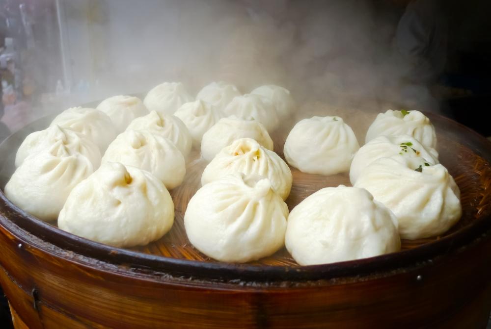 Mmmm... dumplings...