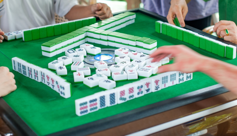 Have you ever played mahjong?