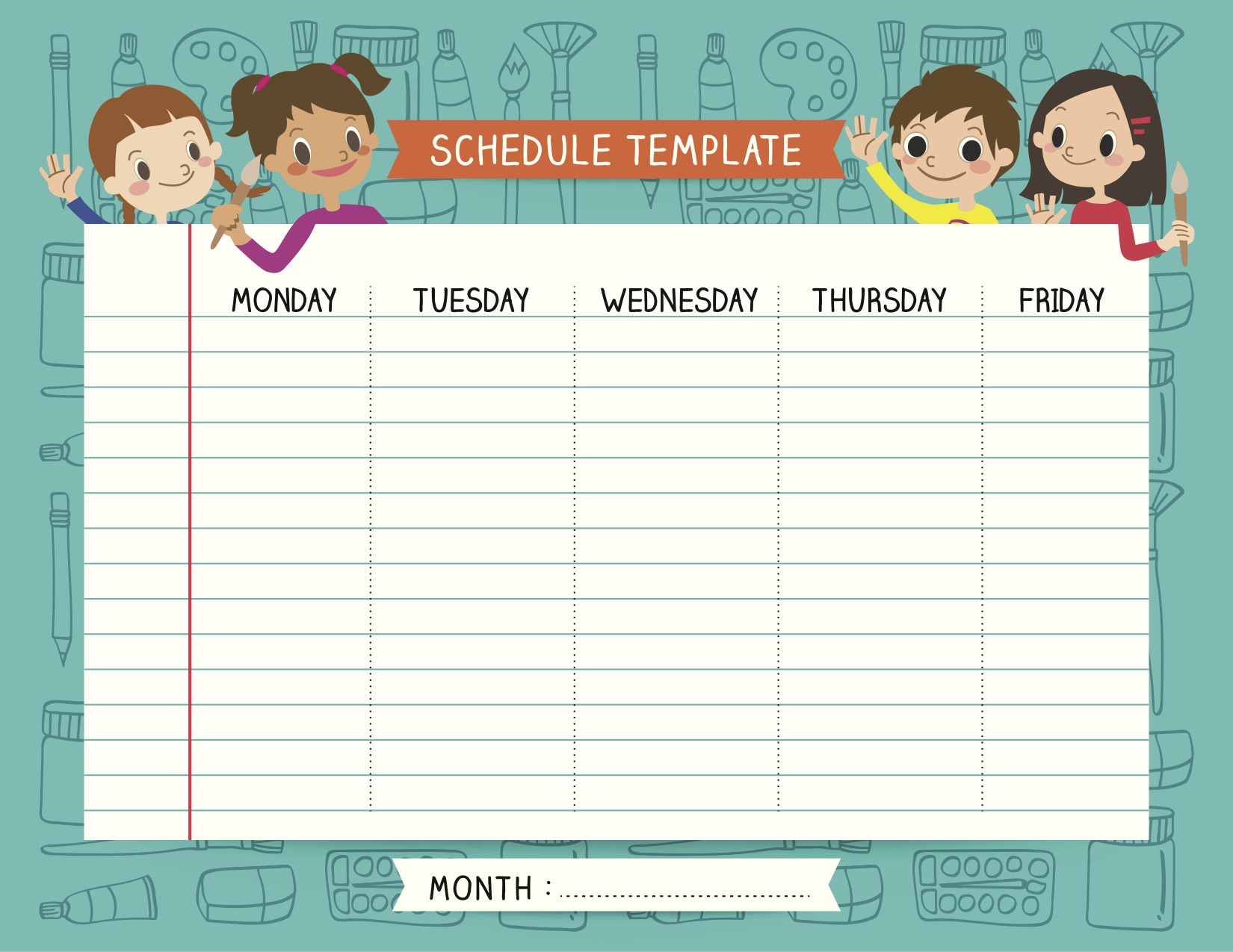 Schedule Of Works Template from banyangloballearning.files.wordpress.com